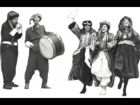 Kurdish Old Songs with new Music Dangi Rasani Kurdi