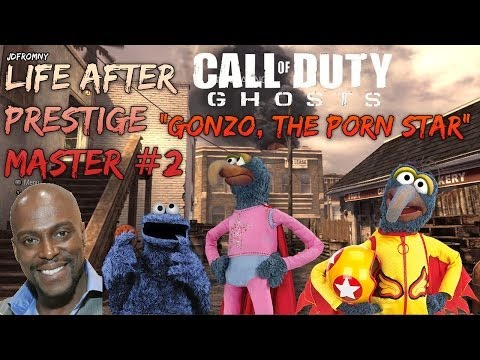 gonzo, The Porn Star   Life After Prestige Master #2   Cod Ghosts Live warhawk Multiplayer video