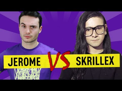 Jerome VS Skrillex - Ep.38