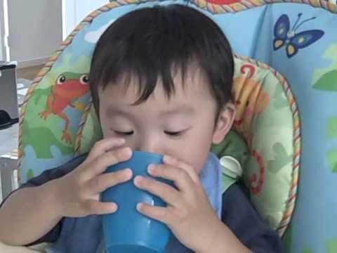 from Maison big boy drinking breastfeeding
