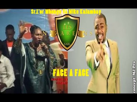 Soeur L Or Mbongo Face A Face Avec Frere Mike Kalambay Swoh video