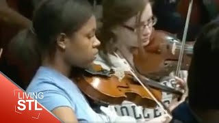KETC | Living St. Louis | Kirkwood High School Orchestra