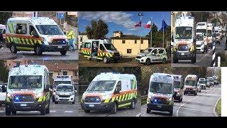 Inaugurazione Nuova Ambulanza e Qubo Misericordia Montelupo Fiorentino - 2017