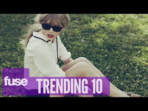 Taylor Swifts Tweets Love for Boston - Trending 10 (04/17/13)
