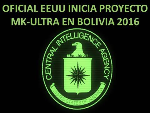 Dpto Estado EEUU envía Oficial del Pentágono a Bolivia Proyecto MKULTRA FELANDO PIERRE THIGPEN