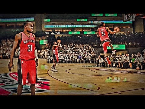 NBA 2K14 - Next Gen Dunk Contest Gameplay Exclusive | PS4 XBOX ONE