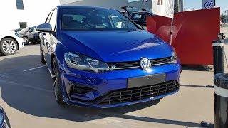 2019 Volkswagen Golf R 7.5 In depth Tour Interior and Exterior