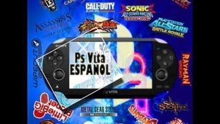 Wallpapers para Ps Vita | Ps vita ESPAÑOL