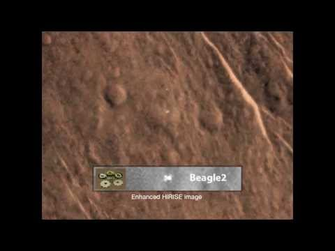 Found: Mars Orbiter Locates Beagle 2 Lander