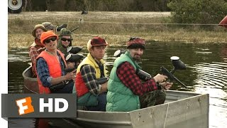 Jackass 3D (7/10) Movie CLIP - Duck Hunting (2010) HD