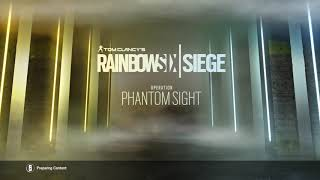 Tom Clancy's Rainbow Six Siege Operation Phantom Sight Home Theme