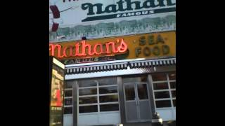 Nathan's Famous Franks Old Coney Island Taste TV Commercial HD