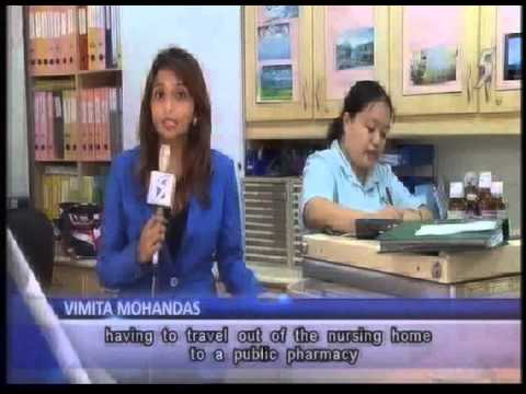 Singapore Channel 5 news 16 March 2015
