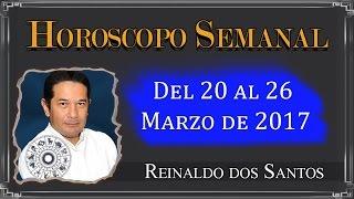 Predicciones y Horoscopos 20 al 26 Marzo de 2017