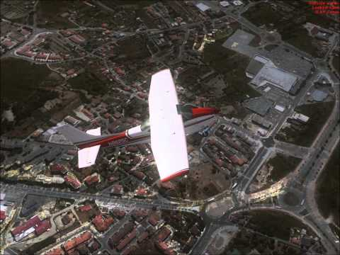 C185 Carenado Viseu FSX,meteo Real ...