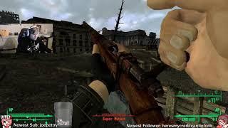 CeeBee Plays Fallout 3 | Part 4 | FULL STREAM