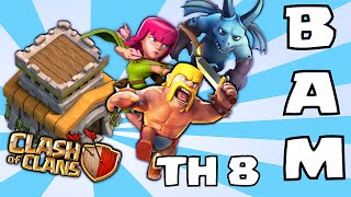 download lagu Clash Of Clans - Th 8 Bam Attack Strategy gratis