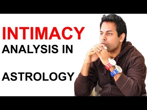 Intimacy In Astrology (Sex drive in horoscope for men and women)
