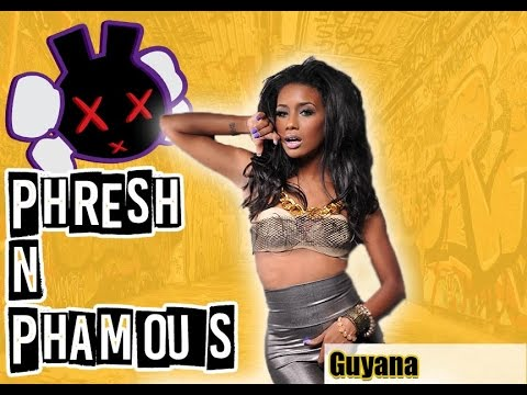 Princess Guyana Interview On PhreshNPhamous Radio