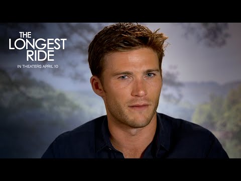 The Longest Ride   One Word Answers with Scott Eastwood & Britt Robertson [HD]   20th Century FOX