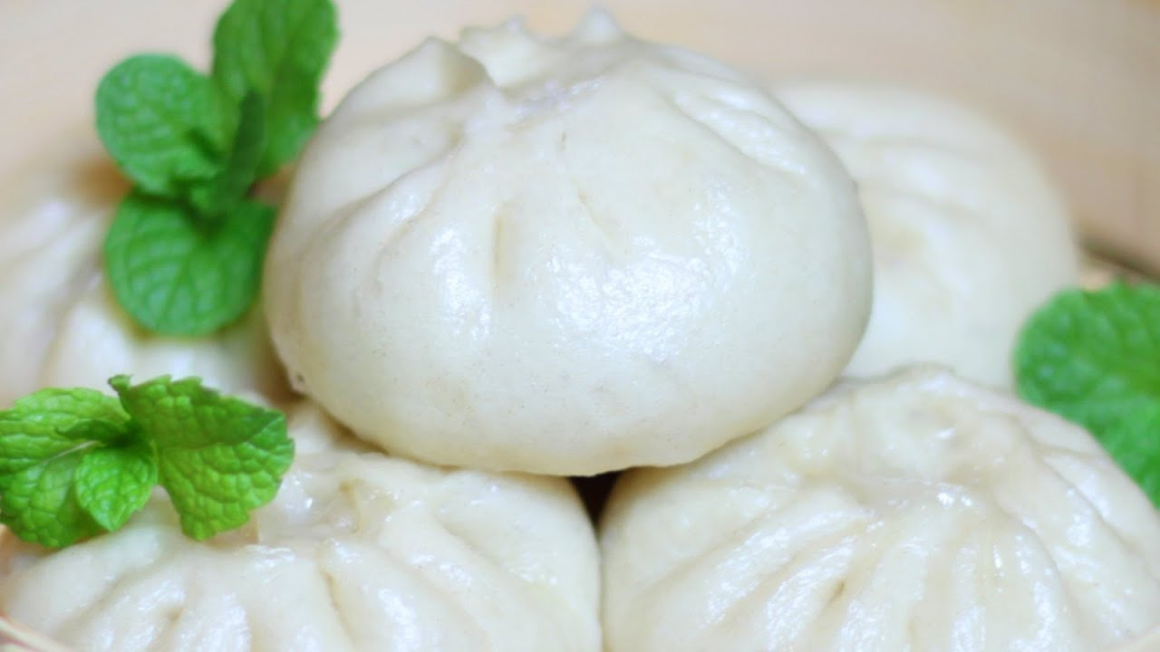 Steamed Pork Buns (Baozi) Recipe — Dishmaps