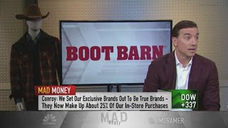 Boot Barn CEO: Mitigating tariffs, relying on a brick-and-mortar