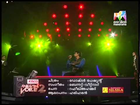 Mazhanjan Arinjirunnilla, Unplugged By Stephen Devassy video