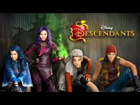 Disney Descendants Arrive Trailer