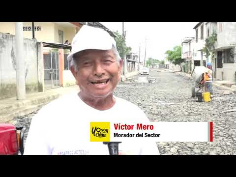Microinformativo Yo Soy de Chone - Trabajos en Potrerillo