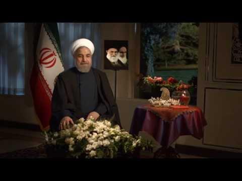 پیام نوروزی سال ۱۳۹۴ حسن روحانی رئیس جمهور - نسخه HD