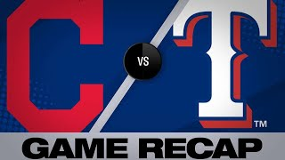 Kipnis homers twice in 10-4 victory | Indians-Rangers Game Highlights 6/19/19