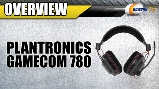 Newegg TV_ Plantronics GameCom 780 Corded Headset Overview