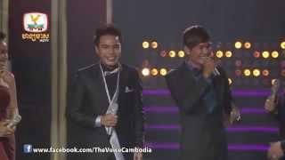 The Voice Cambodia - Final - ទីក្រុងគ្មានមេឃ - សុវណ្ណរាជ & សីហា