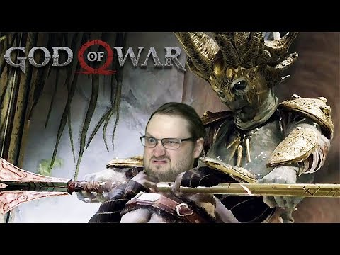 КОРОЛЬ ТЁМНЫХ ЭЛЬФОВ ► God of War #6