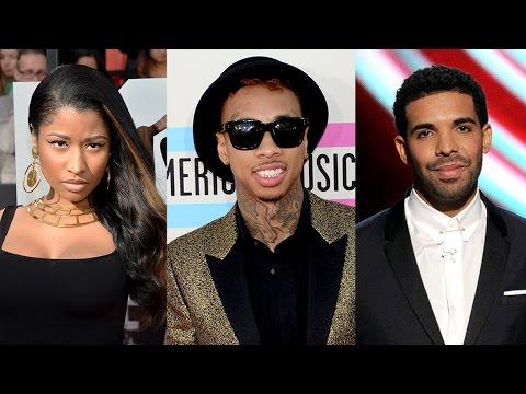 """Tyga Disses Nicki Minaj & Calls Drake """"Fake"""""""