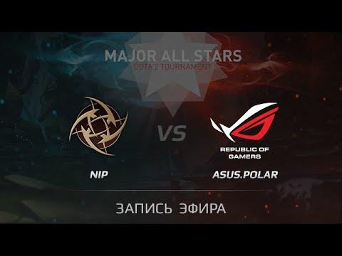 NiP vs ASUS Polar, Fallout EU Qualifier, Game 2