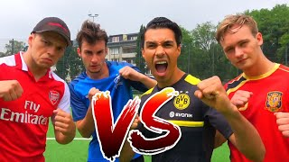 1 vs 1 FUßBALL CHALLENGE | BROTATOS