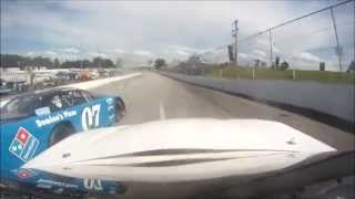 Dillon Motor Speedway Charger Race 6/28/2015