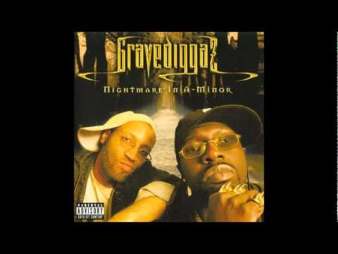 Gravediggaz - Wanna Break