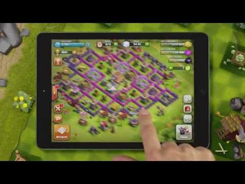 Clash of clans - save your base! ( protection from losing your progess)