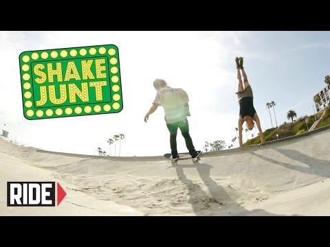 Shake Junt Jamie Tancowny & Spencer Hamilton Grip Commercial