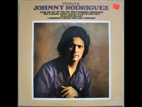 Johnny Rodriguez - You Always Come Back To Hurting Me