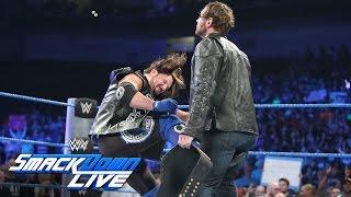 Dean Ambrose und AJ Styles führen psychologischen Krieg: SmackDown LIVE, 6. September 2016