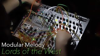 Modular Jam : Lords of the West : Rings, Elements, Clouds, Peaks