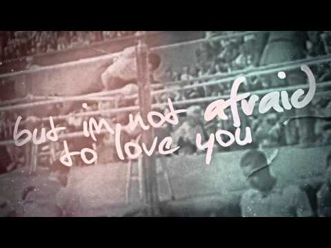 Afraid (OFFICIAL LYRIC VIDEO)