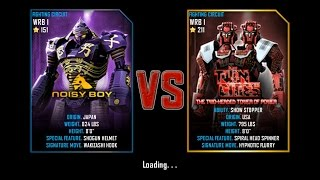 Real Steel WRB I FINAL Noisy Boy VS Twin Cities (champion) NEW UPDATE (Живая Сталь)