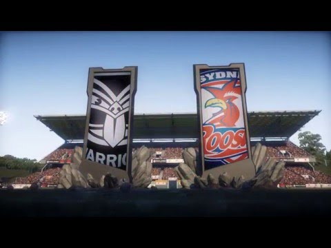 Rugby League Live 3: BE A PRO NRL 2018 (Round 9)