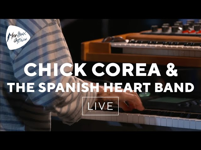 "Chick Corea & The Spanish Heart Band - 「Montreux Jazz Festival 2019」から""Desafinado""のライブ映像を公開 thm Music info Clip"