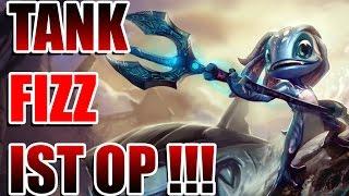 Fizz ist OP !!! | Tank Build | Ranked Gameplay - TOP