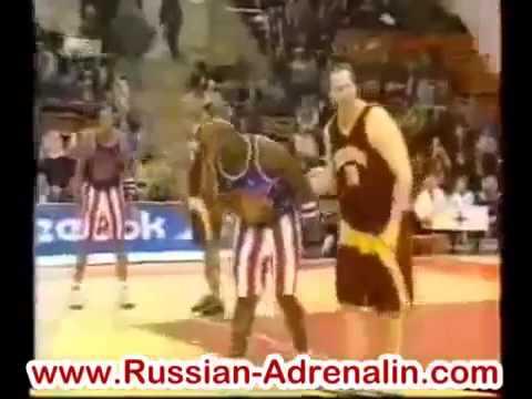 Идиоты играют в баскетбол Юмор! Прикол! Смех